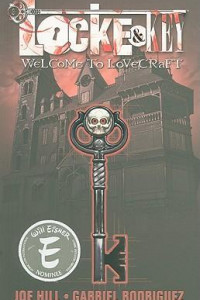 Locke & Key Vol. 1 Welcome To Lovecraft
